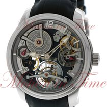 Greubel Forsey Double Tourbillon 30° White gold 47.5mm Transparent Arabic numerals United States of America, New York, New York