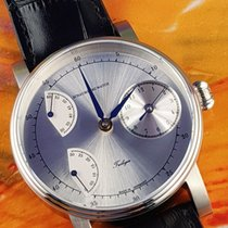 Schaumburg 42mm Manual winding 2018 new Silver (solid)