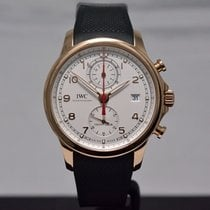 IWC Portuguese Yacht Club Chronograph / Box & Papers / Warranty