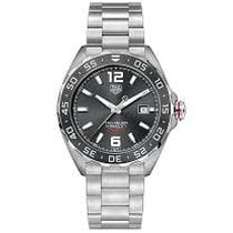 TAG Heuer Formula 1 Calibre 5 Steel 43mm Grey United States of America, Florida, Boca Raton