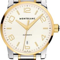Montblanc Steel 39mm Automatic 106502 new United States of America, California, Moorpark