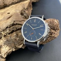 NOMOS Ahoi Atlantik Datum Steel 40mm