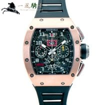 Richard Mille 50mm Remontage automatique RM011 AJ RG occasion