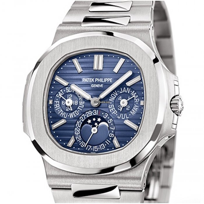 rivenditore all'ingrosso a6bcc dc559 Patek Philippe Nautilus 5740/1g-001- New 2019