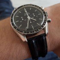 Omega Speedmaster Professional Moonwatch Steel Black No numerals Finland, Espoo