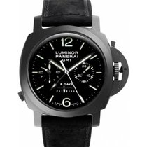Panerai Luminor 1950 8 Days Chrono Monopulsante GMT PAM00317 2019 new