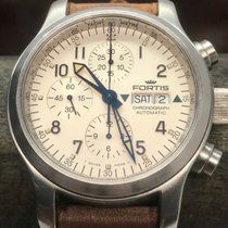 Fortis Steel 42mm Automatic B-42 Flieger United States of America, Florida, Pompano Beach
