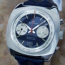 Wittnauer Steel 40mm Manual winding pre-owned