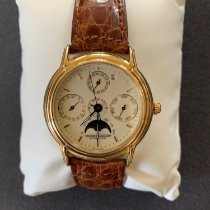 Jaeger-LeCoultre Odysseus Yellow gold 35mm White No numerals
