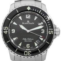 Blancpain Fifty Fathoms 5015-1130-71S 2009 gebraucht