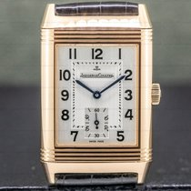 Jaeger-LeCoultre Reverso Grande Taille Rose gold 26mm Silver Arabic numerals United States of America, Massachusetts, Boston
