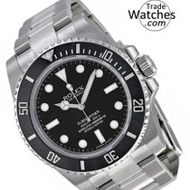 Rolex Submariner (No Date) new 2018 Automatic Watch with original box and original papers 114060