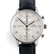 IWC Portuguese Chronograph IW371445 2003 pre-owned