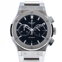 Hublot Titanium 45mm Automatic 520.NX.1170.NX pre-owned