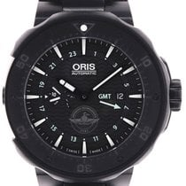 Oris Force Recon GMT 747 7715 7754 FORCE RECON GMT 2017 new