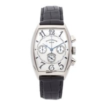 Franck Muller White gold 34mm Automatic 6850 CC AT pre-owned United States of America, Pennsylvania, Bala Cynwyd