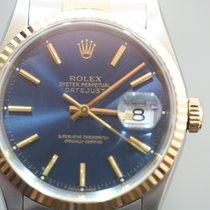 Rolex Datejust 16233 Muito bom Ouro/Aço 36mm Automático Portugal, Lisboa