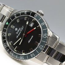 Zodiac Steel 40mm Manual winding ZO9400 pre-owned United States of America, Texas, Frisco