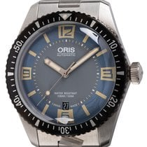 Oris Divers Sixty Five Steel 40mm United States of America, Texas, Austin