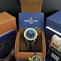 Breitling Navitimer 43mm Blue United States of America, Missouri, BRANSON