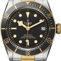 Tudor Black Bay S&G novo Automático Relógio com caixa original M79733N-0002