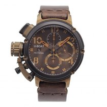 U-Boat Chimera Bronze 46mm Black