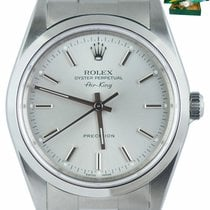 Rolex Air King Precision Steel 34mm Silver United States of America, New York, Smithtown