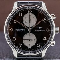 IWC Portuguese Chronograph IW371404 Very good Steel 41mm Automatic