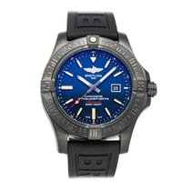Breitling Avenger Blackbird Titanium 48mm Blue United States of America, New York, NY