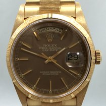 Rolex NOS President Day-Date Bark ref. 18248 Double-Quick 1991...