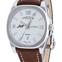 Armand Nicolet J09 Day & Date Automatic 9650A-AG-P865MR2