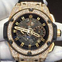 Hublot King Power Unico Rose Gold Limited Edition Diamonds