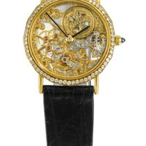 Vacheron Constantin | A Lady's Yellow Gold And Diamond-set...