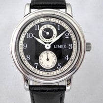 Limes Steel 37mm Manual winding 73W.2-LHR1.1 pre-owned