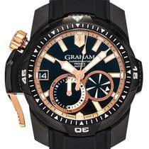 Graham Chronofighter ProDive Chronograph Men's Watch –...