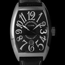 Franck Muller Casablanca Stahl 55mm Schwarz