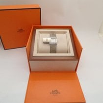 Hermès Weißgold 21mm Quarz 1898207 gebraucht Schweiz, Crans Montana