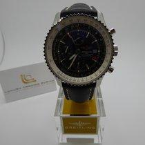 Breitling Navitimer World - watch on stock in Zurich