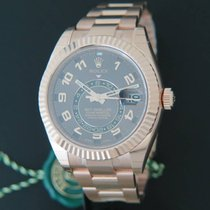 Rolex Sky-Dweller Everose Gold NEW 326935