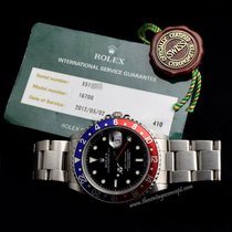 勞力士 16700 GMT Master with Service Card & Tag