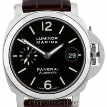 Panerai Luminor Marina Automatic PAM00048 (Panerai serviced 2018)