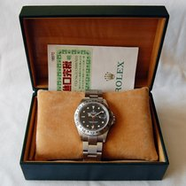 Rolex Explorer II - No holes case - Box&Paper - Like new