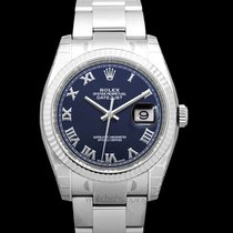Rolex White gold Automatic new Datejust