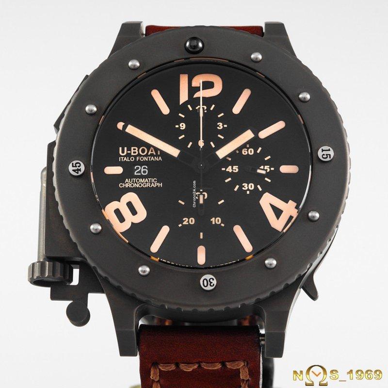 1fc8ddf082b U-Boat U-42 - Todos os preços de relógios U-Boat U-42 na Chrono24