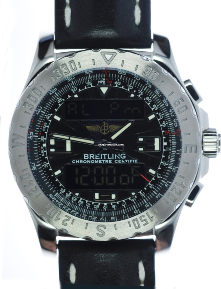Hodinky Breitling Airwolf  2d3175f459