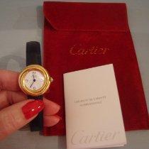 Cartier Trinity gebraucht 27mm Silber