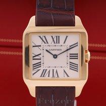 Cartier Santos Dumont Yellow gold 38.5mm White Roman numerals United Kingdom, London