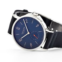 NOMOS 40mm Automatic 2019 new Ahoi Atlantik Blue