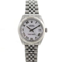Rolex Or blanc Remontage automatique 31mm occasion Lady-Datejust
