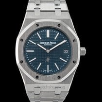 Audemars Piguet Royal Oak Jumbo Steel Blue United States of America, California, San Mateo